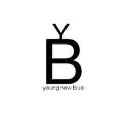 young new blue