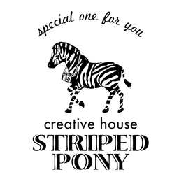 STRIPED PONY