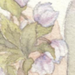 実物大お耳イラストと花と女の子さんの作品一覧 ハンドメイドマーケット Minne